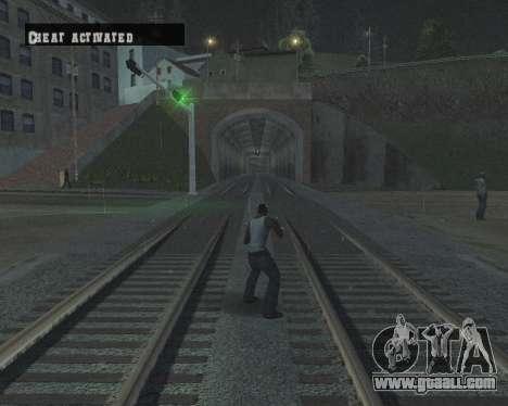 Colormod High Color for GTA San Andreas eleventh screenshot