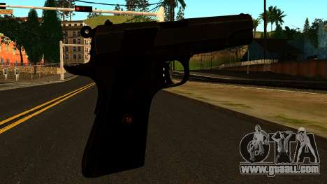 Colt 1911 from Battlefield 3 for GTA San Andreas second screenshot