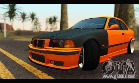 BMW e36 Drift for GTA San Andreas
