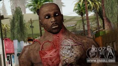 Resident Evil Skin 10 for GTA San Andreas third screenshot