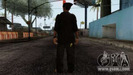GTA 4 Skin 22 for GTA San Andreas second screenshot