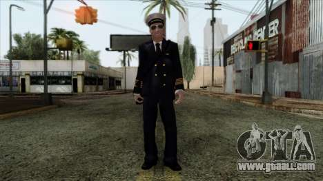 GTA 4 Skin 91 for GTA San Andreas