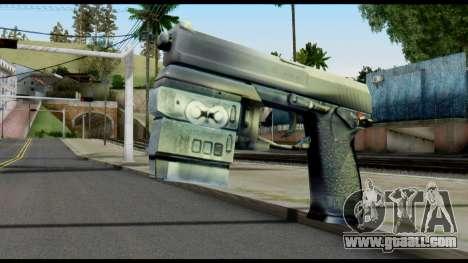 Socom from Metal Gear Solid for GTA San Andreas