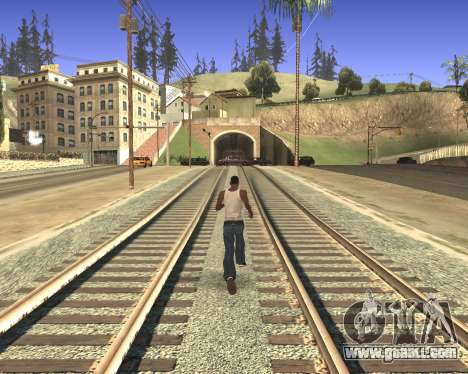 Colormod High Color for GTA San Andreas