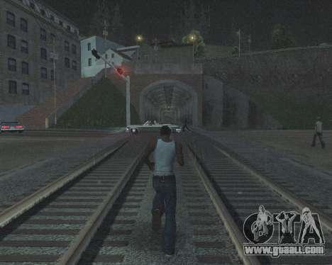 Colormod High Color for GTA San Andreas ninth screenshot