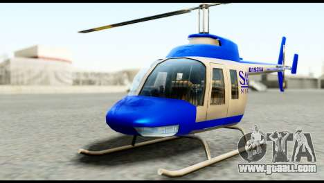 Beta News Maverick for GTA San Andreas