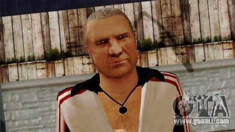 GTA 4 Skin 77 for GTA San Andreas third screenshot
