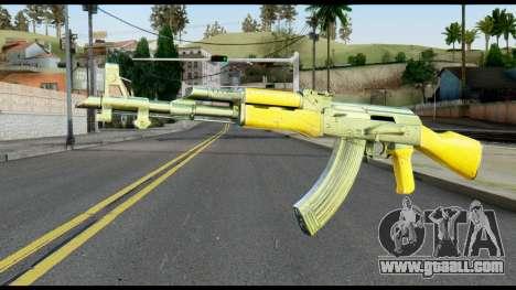 AK47 from Max Payne for GTA San Andreas