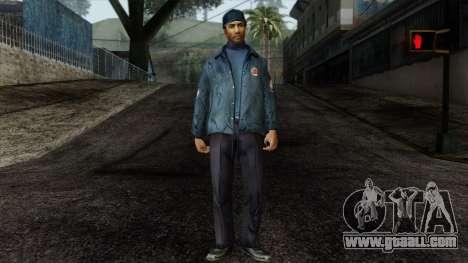 Police Skin 4 for GTA San Andreas