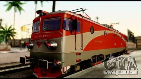 Le 6600kw Delfin for GTA San Andreas