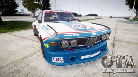 BMW 3.0 CSL Group4 [93] for GTA 4