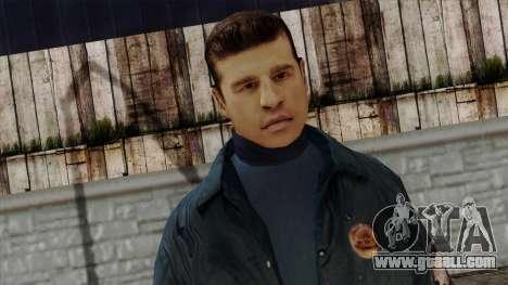 Police Skin 9 for GTA San Andreas third screenshot