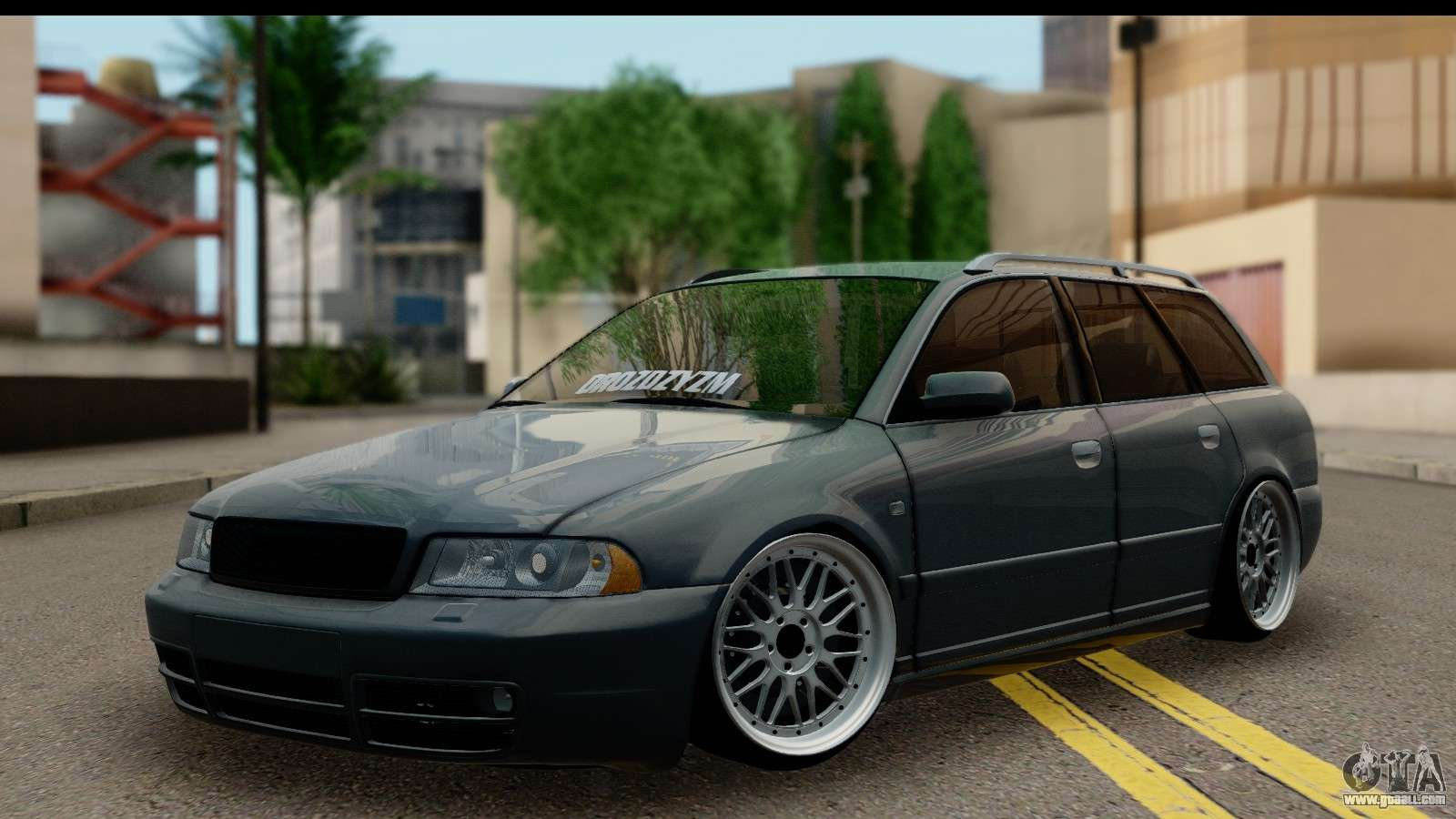 Audi S4 B5 Avant For Gta San Andreas