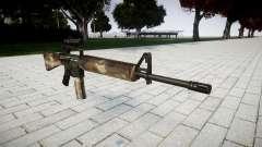 The M16A2 rifle [optical] berlin