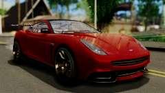 GTA 5 Dewbauchee Massacro Racecar (IVF)