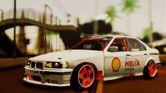BMW M3 E36 Darnitsa Bandits for GTA San Andreas