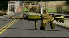 SOPMOD from Metal Gear Solid for GTA San Andreas