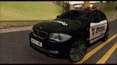 BMW 120i GEO Police