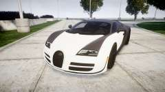Bugatti Veyron 16.4 Super Sport [EPM] Carbon for GTA 4