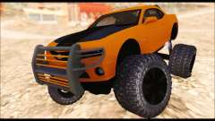 Chevrolet Camaro SUV Concept for GTA San Andreas