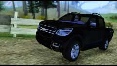 Chevrolet S10 LTZ 2014 for GTA San Andreas