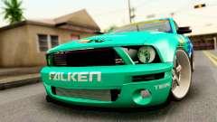 Ford Mustang Falken