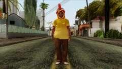 GTA 4 Skin 86 for GTA San Andreas