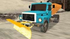 GAZ 3309 Snow