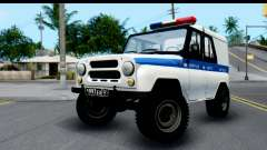 UAZ 469 VAI for GTA San Andreas