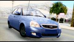 Lada Priora 2 for GTA San Andreas