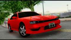Nissan Silvia S14 Ks for GTA San Andreas