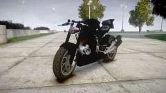 KTM 1190 RC8 StreetFight for GTA 4