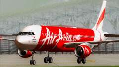 Airbus A320-200 Air Asia Japan