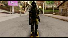 Support Troop from Battlefield 4 v1 for GTA San Andreas