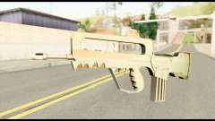 Famas from Metal Gear Solid