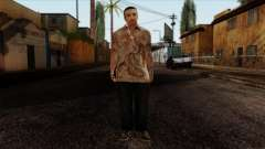 GTA 4 Skin 65 for GTA San Andreas