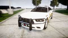 Dodge Charger 2013 Sheriff [ELS] v3.2
