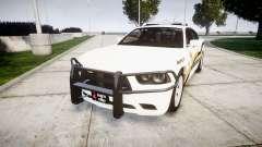 Dodge Charger 2013 Sheriff [ELS] v3.2