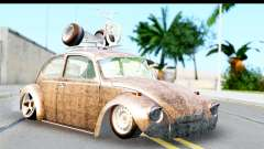 Volkswagen Beetle Vosvos 1973 for GTA San Andreas
