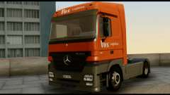 Mercedes-Benz Actros PJ1 for GTA San Andreas