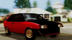VAZ 2108 Hobo for GTA San Andreas