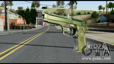 Beretta from Max Payne for GTA San Andreas