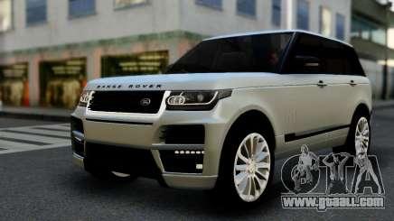 Range Rover IV 3.0 AT for GTA San Andreas