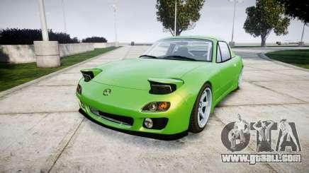 Mazda MX-7 for GTA 4