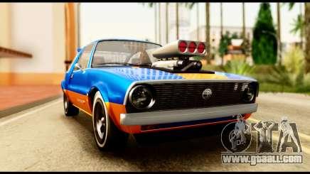 Declasse Rhapsody from GTA 5 for GTA San Andreas