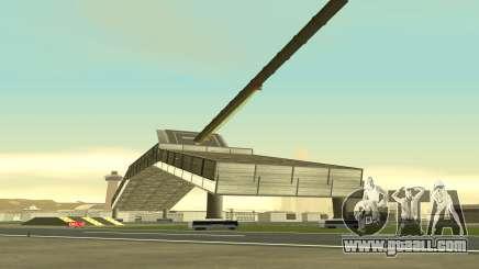 Landkreuzer P. 1500 Monster for GTA San Andreas for GTA San Andreas