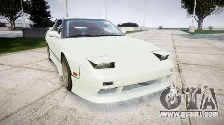 Nissan 240SX Vertex for GTA 4