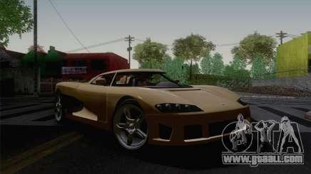 GTA V Overflod Entity XF v.2 (IVF) for GTA San Andreas