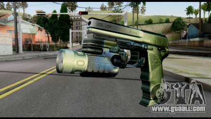 USP from Metal Gear Solid for GTA San Andreas