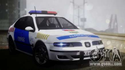 Seat Toledo 1999 Police for GTA San Andreas